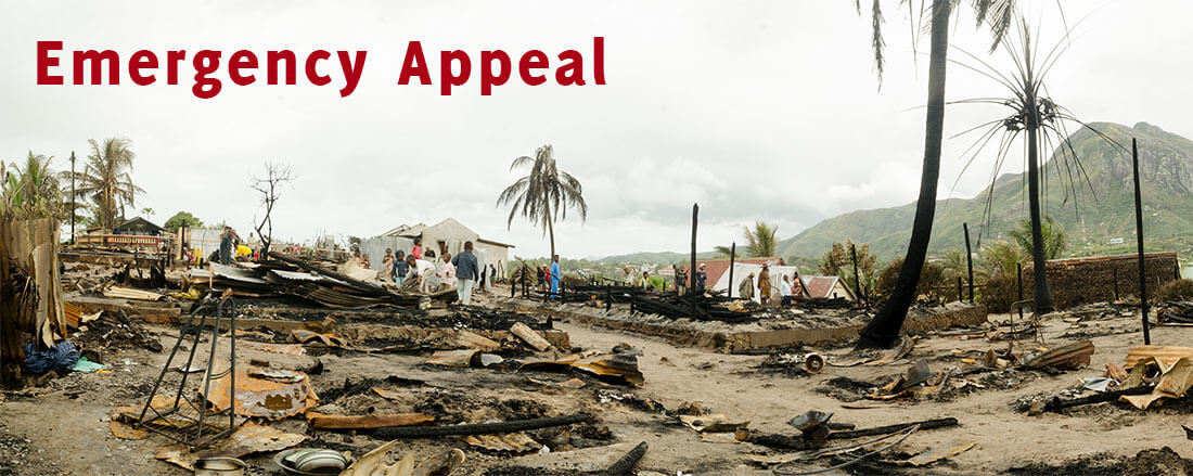 Amparihy Fire Emergency Appeal