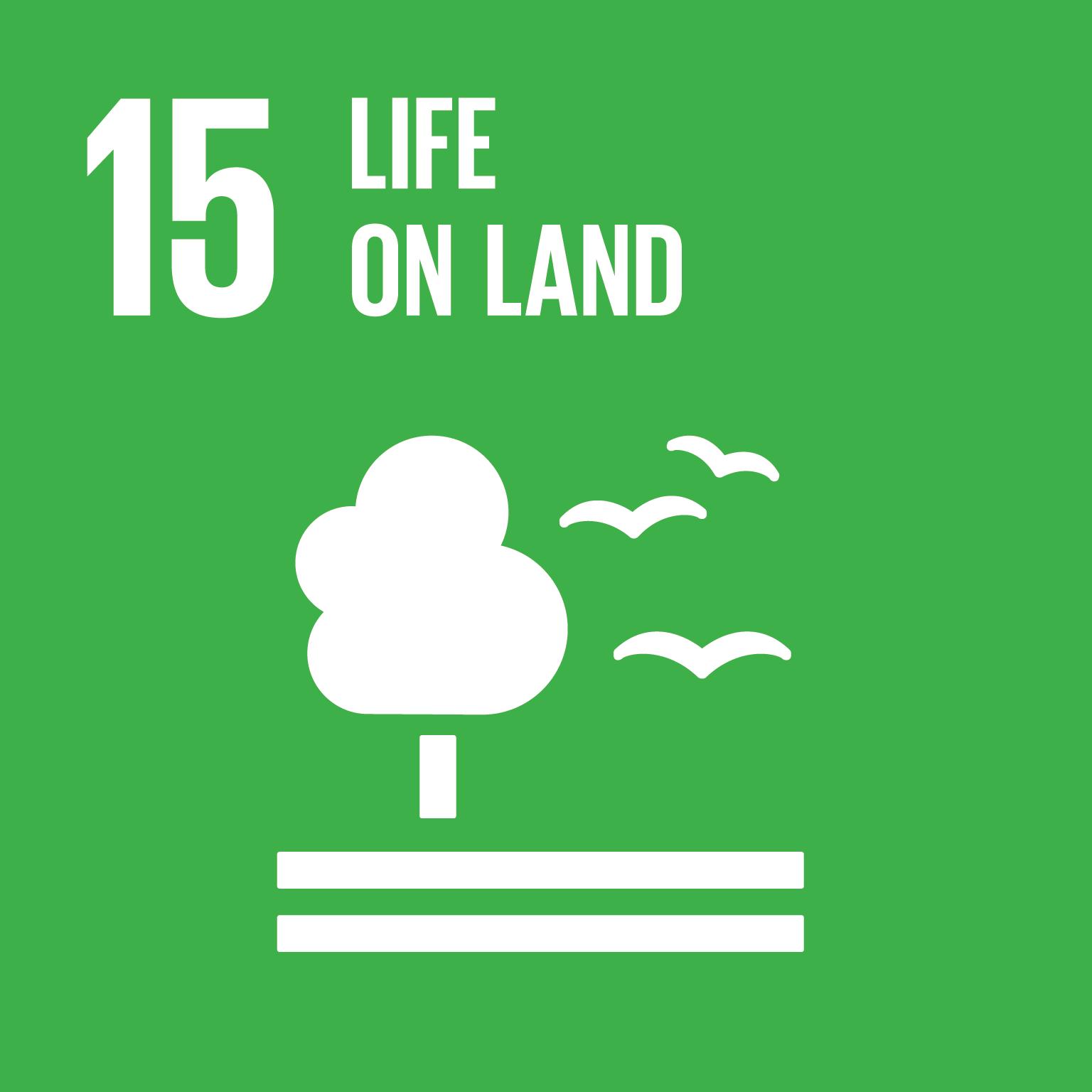 SDG 15: Life On Land