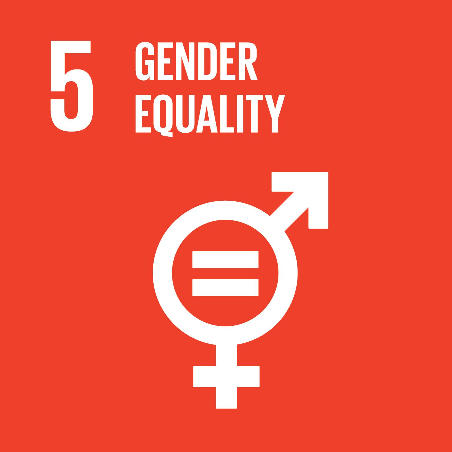 SDG 5: Gender Equality