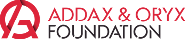 Addax and Oryx foundation logo